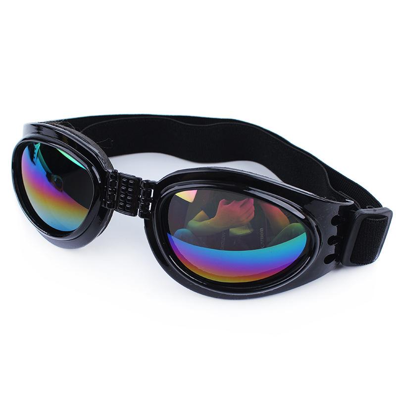 แว่นตาสุนัข สีดำ