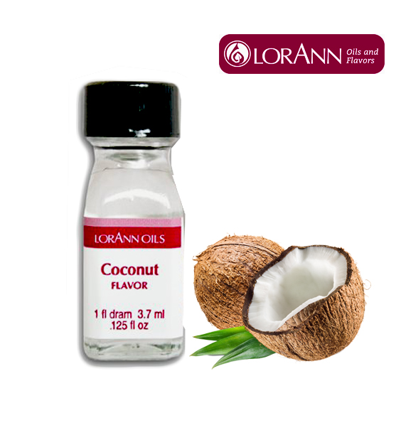 LorAnn Coconut Flavor 3.7 ml