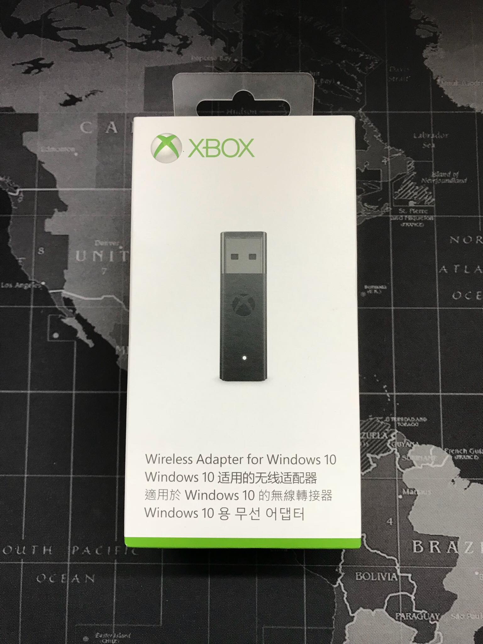 New Adapter Xbox One Receiver PC (Warranty 3 Month)