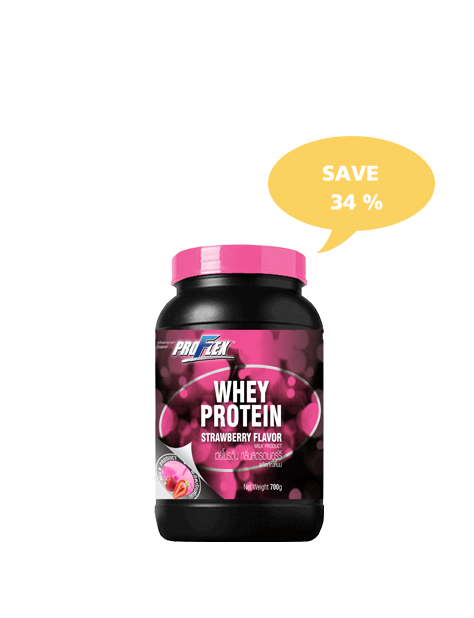 ProFlex Concentrate Strawberry 700g