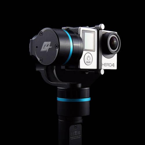 Feiyu Tech G4 3-Axis Handheld Steady Gimbal