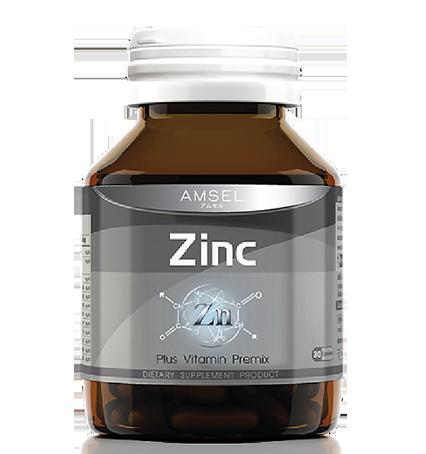 แอมเซล ซิงค์ พลัส วิตามินพรีมิกซ์ Amsel Zinc Vitamin Premix