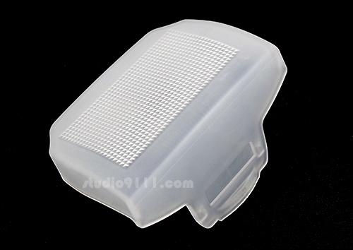 อุปกรณ์กระจายแสงแฟลช Diffuser Flash สำหรับ YONGNUO YN600ex-rt