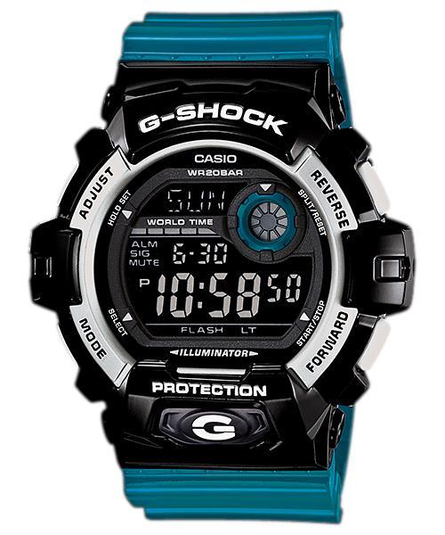 นาฬิกา คาสิโอ Casio G-Shock Limited Models รุ่น G-8900SC-1BDR สินค้าใหม่ ของแท้ ราคาถูก พร้อมใบรับประกัน