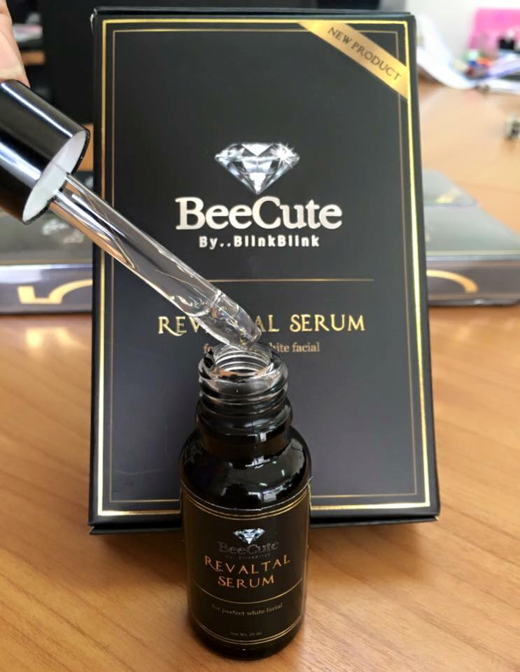 ริวัลทอล เซรั่มสเตมเซลล์ (Revaltal stemcell By Bee cute) ส่งฟรี EMS