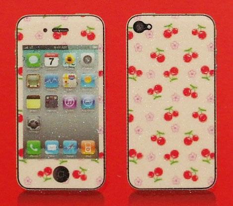 ฟิล์มลาย iPhone 4, iPhone 4s