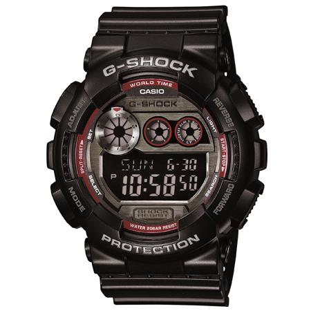 นาฬิกา คาสิโอ Casio G-Shock Limited Models รุ่น GD-120TS-1 สินค้าใหม่ ของแท้ ราคาถูก พร้อมใบรับประกัน