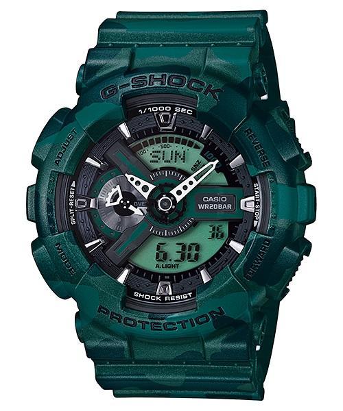 นาฬิกา คาสิโอ Casio G-Shock Limited Models รุ่น GA-110CM-3A สินค้าใหม่ ของแท้ ราคาถูก พร้อมใบรับประกัน