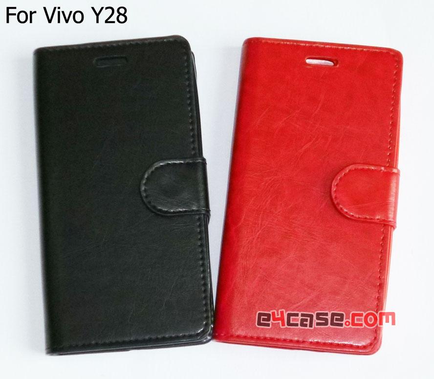 เคส Vivo Y28 - Ju Mobile เคสพับ