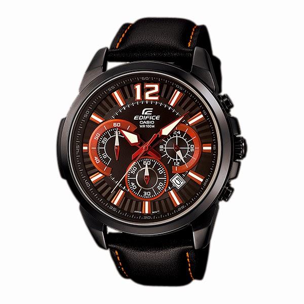 นาฬิกา คาสิโอ Casio Edifice Chronograph รุ่น EFR-535BL-1A4V สินค้าใหม่ ของแท้ ราคาถูก พร้อมใบรับประกัน