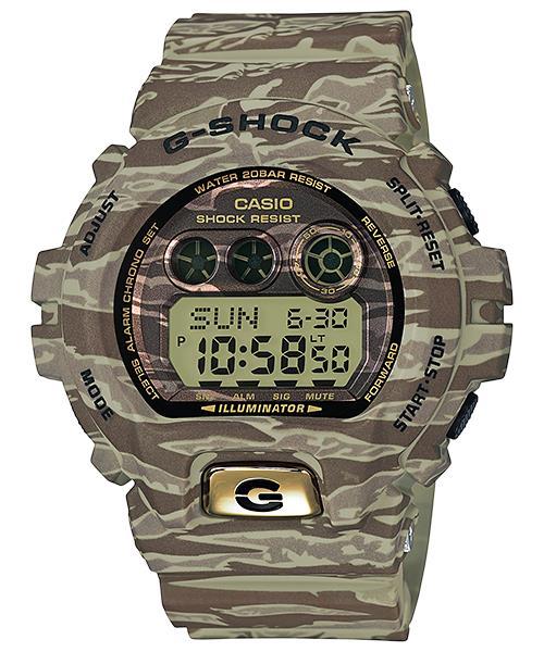 นาฬิกา คาสิโอ Casio G-Shock Limited Models รุ่น GD-X6900TC-5 สินค้าใหม่ ของแท้ ราคาถูก พร้อมใบรับประกัน