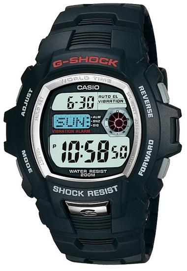 นาฬิกา คาสิโอ Casio G-Shock Standard Digital รุ่น G-7510-1V สินค้าใหม่ ของแท้ ราคาถูก พร้อมใบรับประกัน