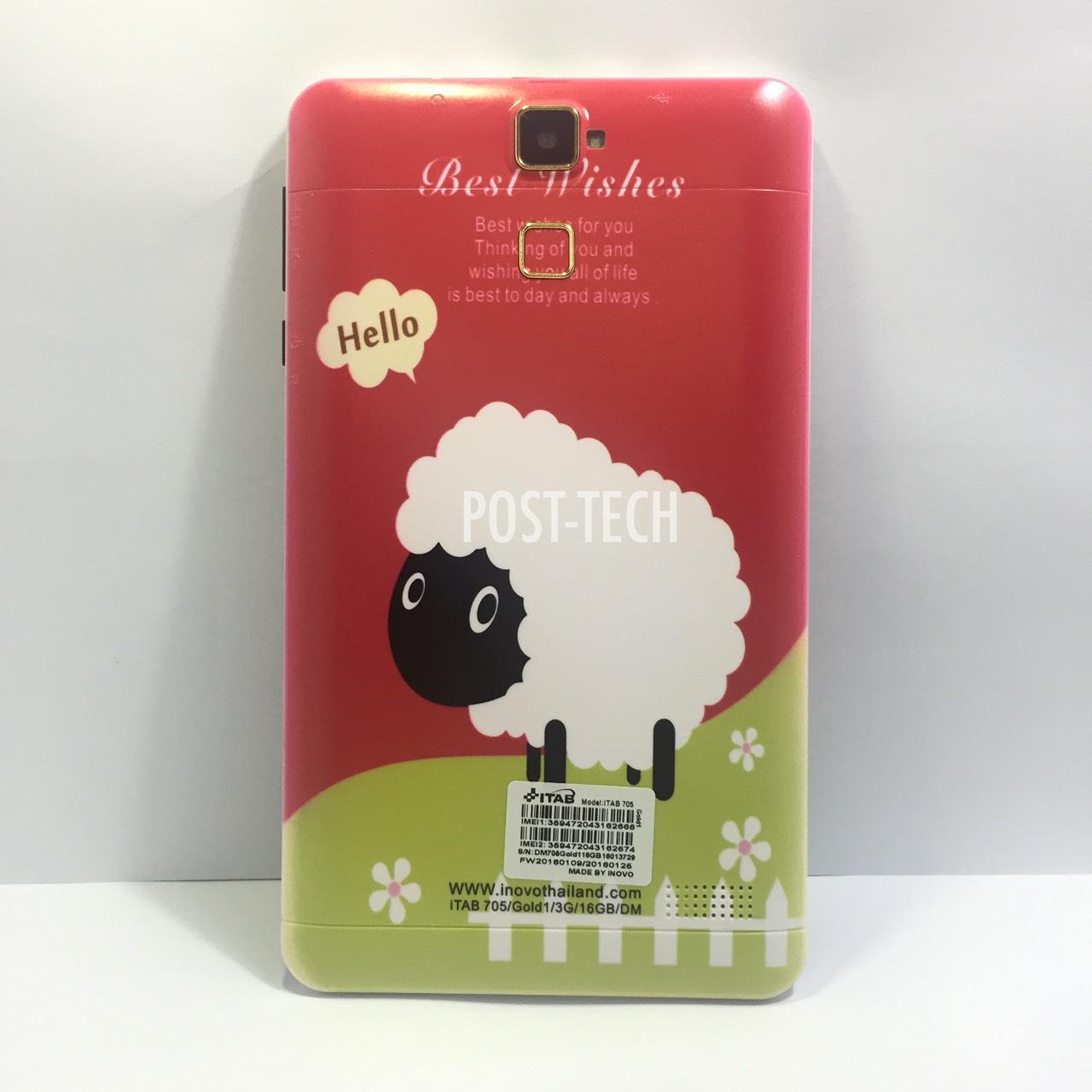 iTAB 705 Gold1 - Sheep