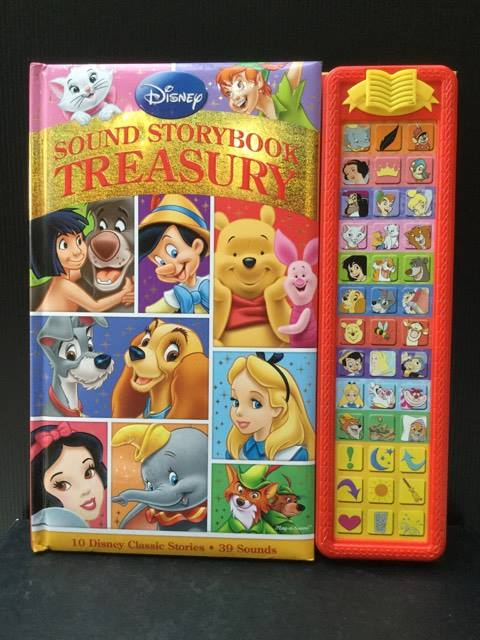 Sound Story Book Treasure