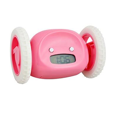 Ck003 clocky alarm clock นาฬิกาปลุกวิ่งได้