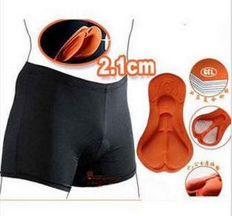 กางเกงปั่นจักรยาน boxer ขนาด XXL