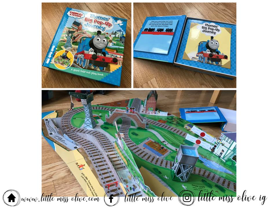 Thomas Big Pop-Up Journey