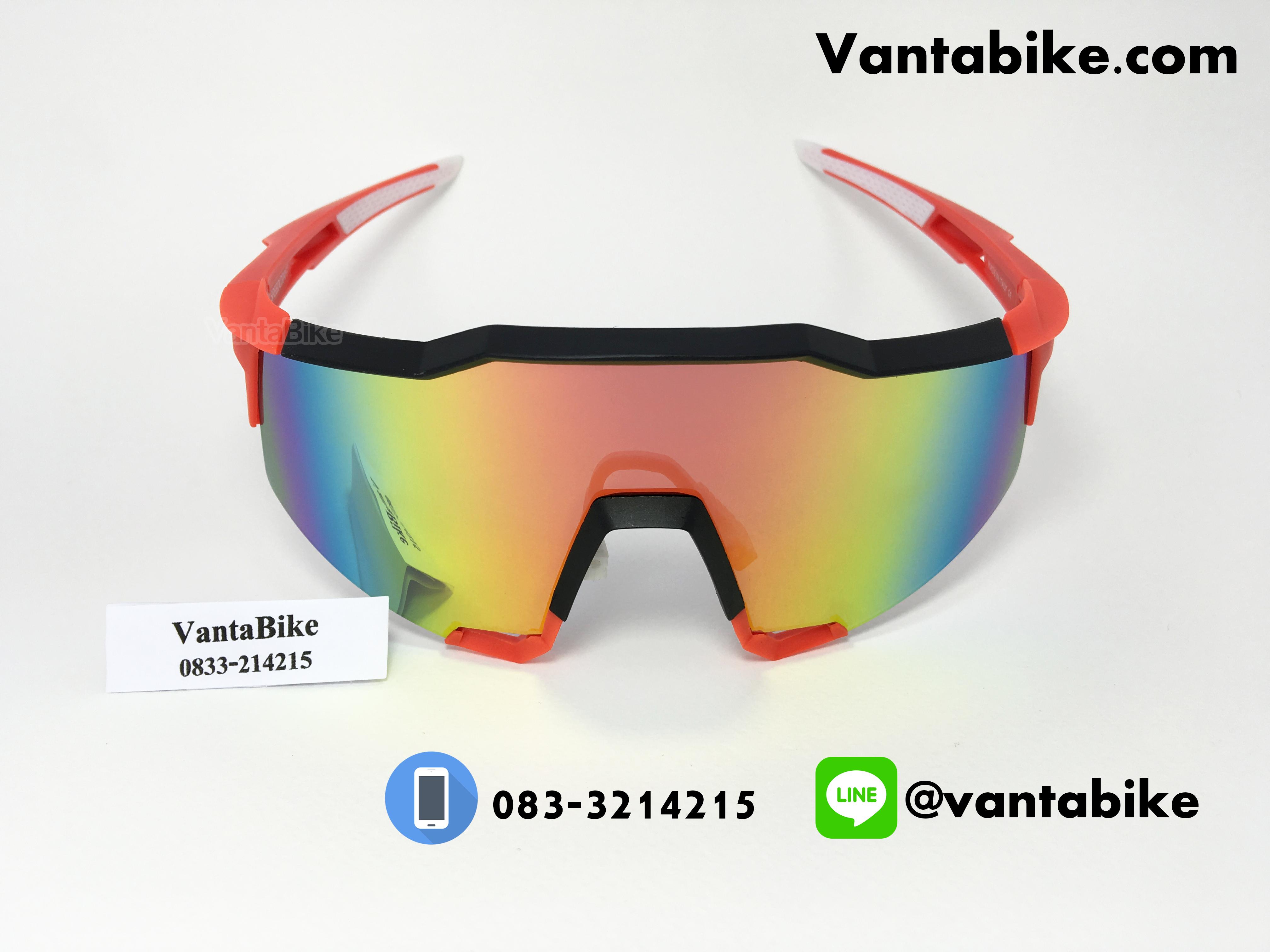 แว่นตาปั่นจักรยาน 100% SPEEDCRAFT