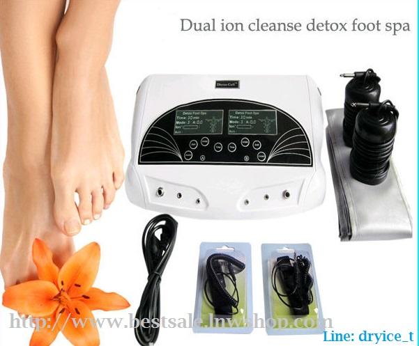 Foot Detox&Spa Machine เครื่องดีท็อกซ์และสปาเท้า