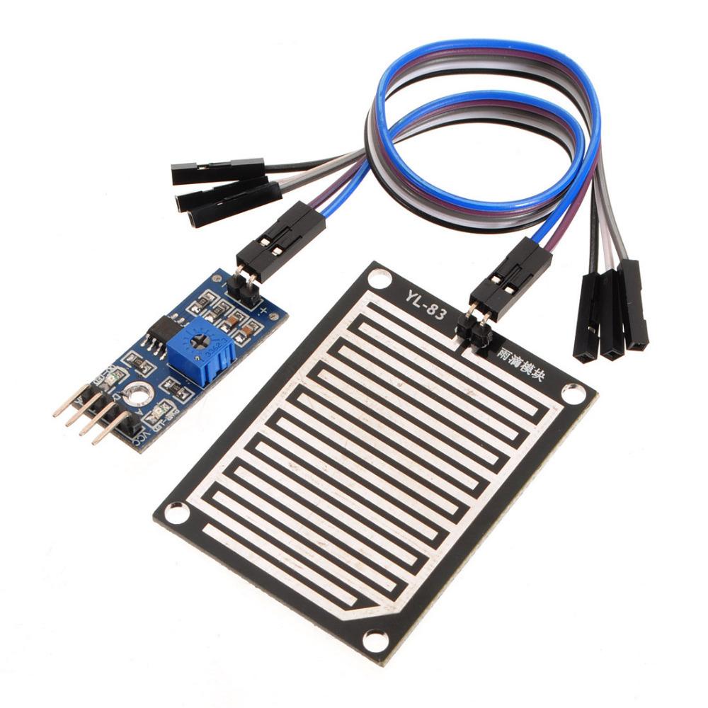 Rain / Water Detection Sensor Module