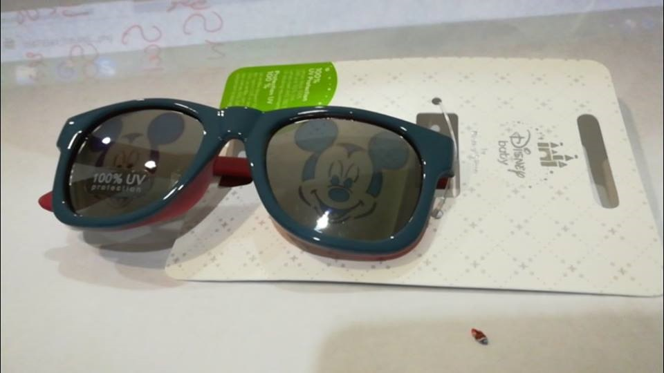 Disney 100%UV Protection sunglasses 12-24 months