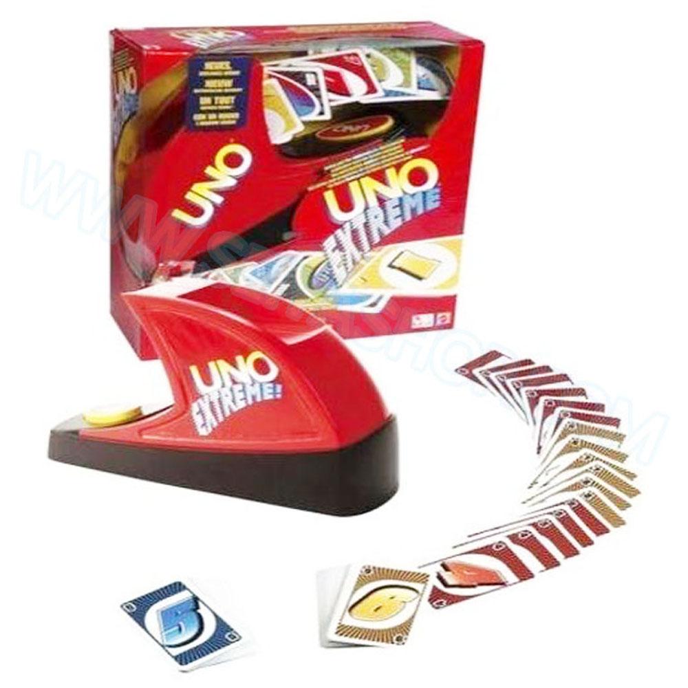 BO098 เกมส์บอร์ด เสริมพัฒนาการ อูโน่แอทแทค (Uno Attack)