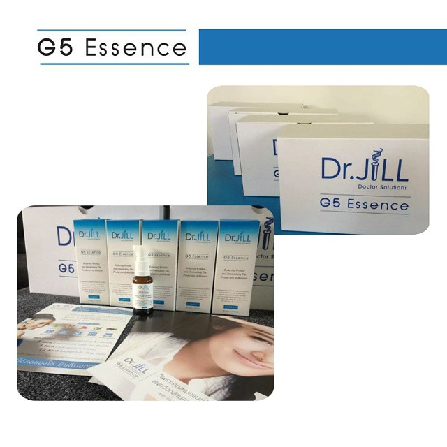 Dr.jill G5 Essence เวชสำอางจากเยอรมัน