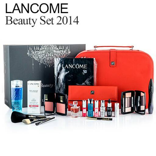 Lancome Beauty Set 2014