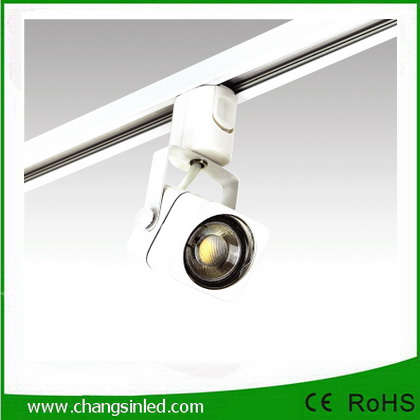 โคมไฟ COB LED Track Light 7W รุ่นCSG White