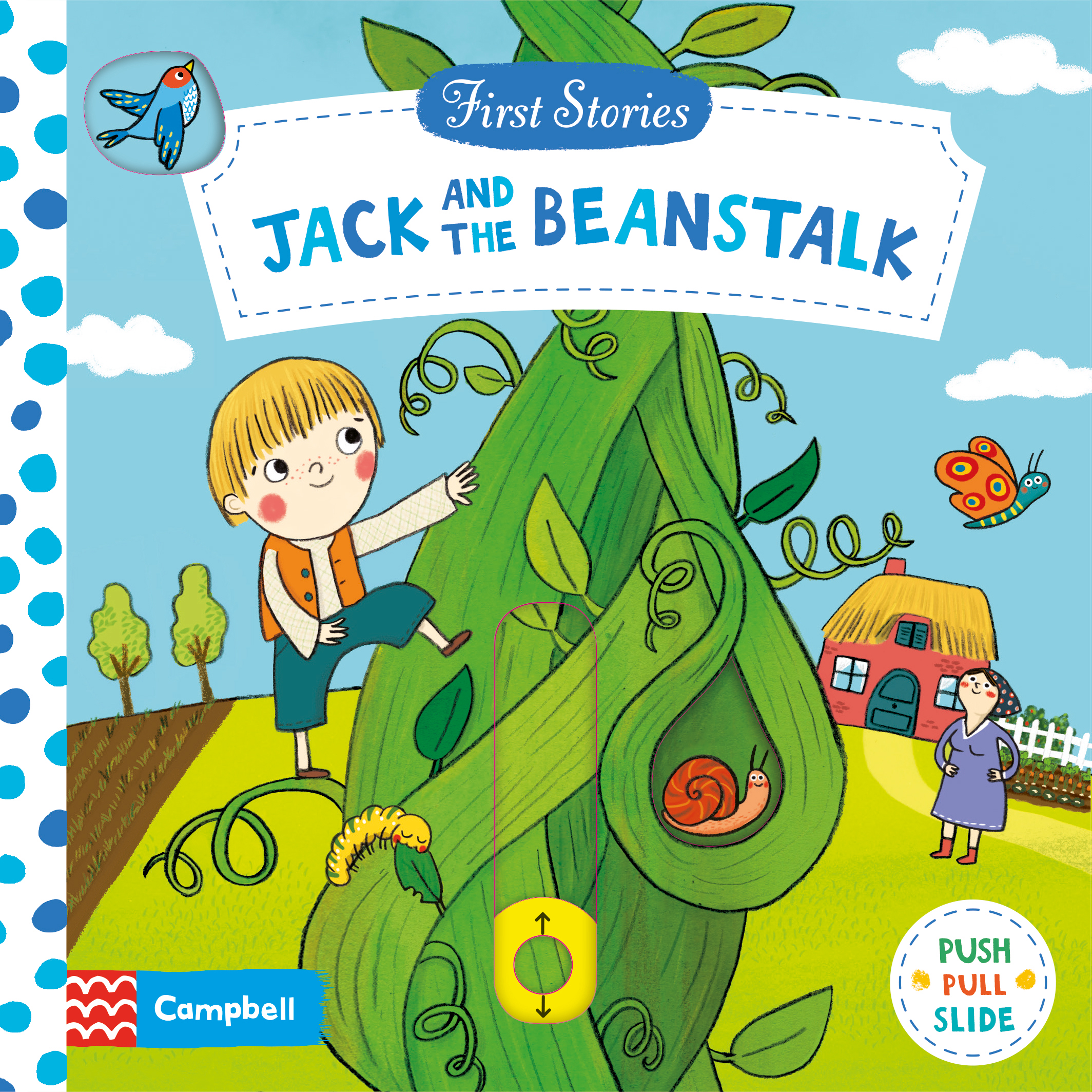 (First Stories) Jack and Beanstalk