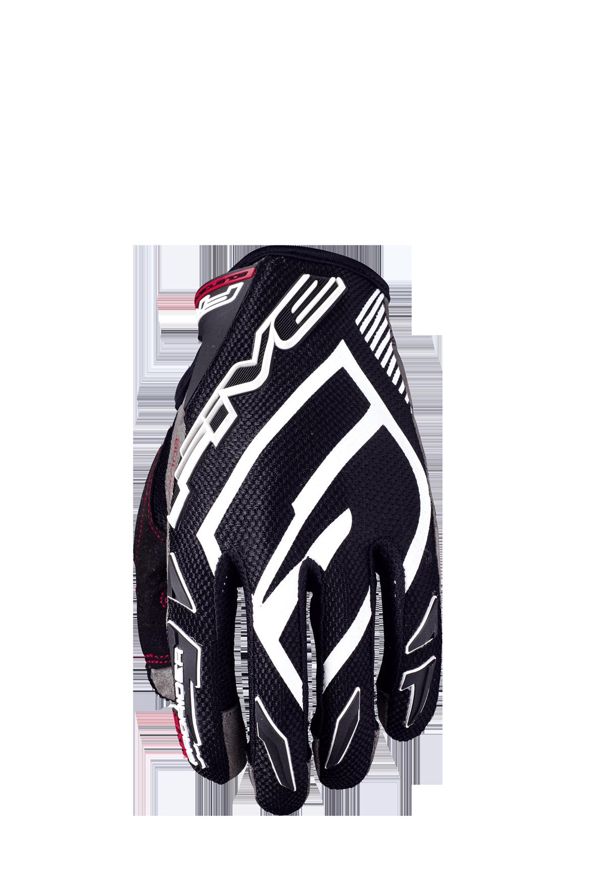 FIVE MXF Prorider S, Black/White
