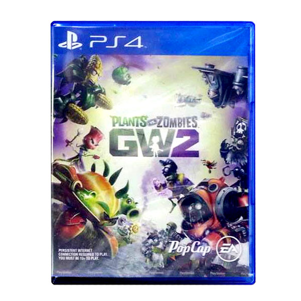 PS4™ Plants vs Zombies: Garden Warfare 2 (GW2) Zone 3 Asia / English Sales!!