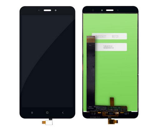 ราคาหน้าจอชุด+ทัสกรีน Xiaomi Redmi note 4 สีดำ แถมฟรีไขควง ชุดแกะเครื่อง อย่างดี
