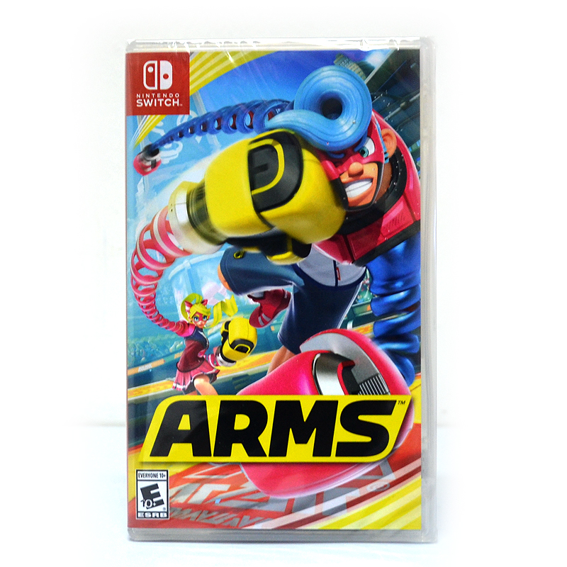 Nintendo Switch™ Arms US / English (ขายดี)