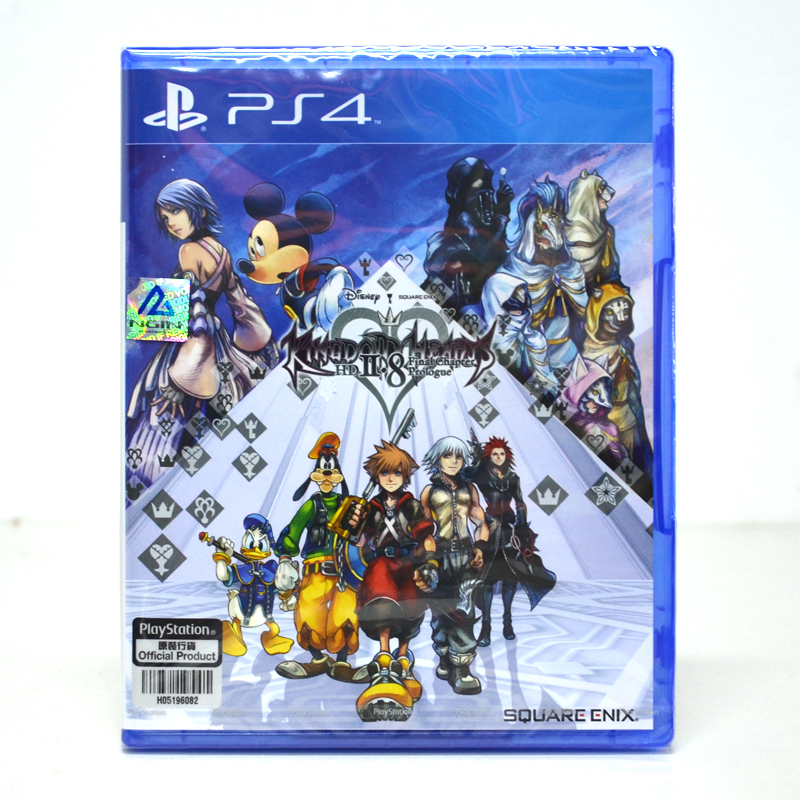 PS4™ Kingdom Hearts HD 2.8 Final Chapter Prologue Zone 3 Asia / English