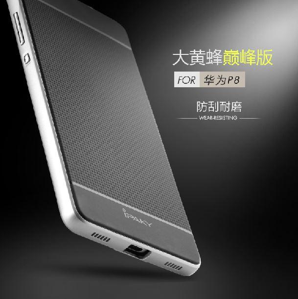 (พรีออเดอร์) เคส Huawei/P8-iPaky