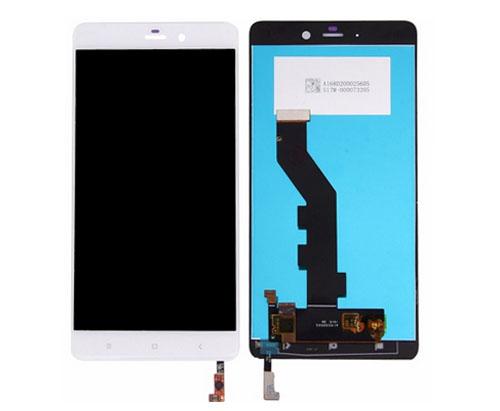 ราคาหน้าจอชุด+ทัสกรีน Xiaomi Minote PRO 5.7 สีขาว แถมฟรีไขควง ชุดแกะเครื่อง อย่างดี