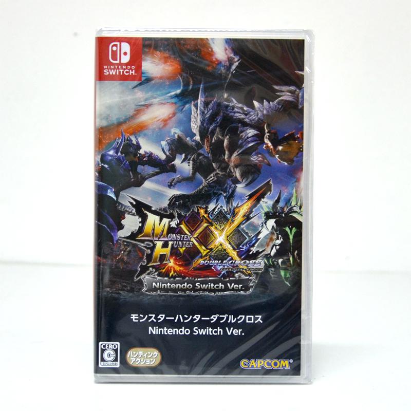 ++ มอนฮัน XX ++ Monster Hunter XX Nintendo Switch Ver. ราคา 1590.-