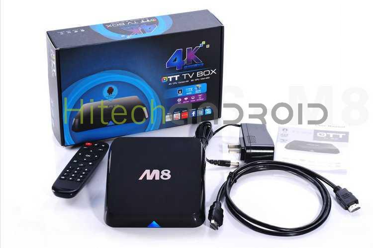Android tv box IPTV Box Hibox M8