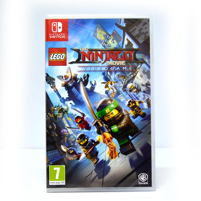 Nintendo Switch™ The LEGO NINJAGO Movie Video Game Zone EU, English