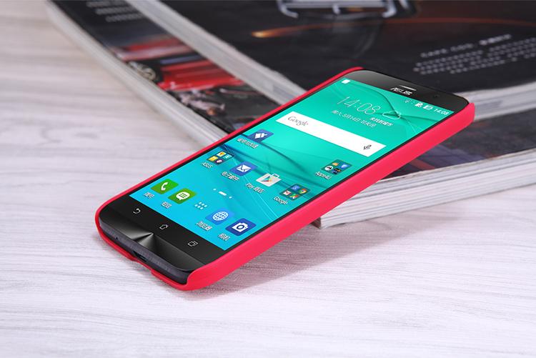 เคส asus zenfone GO 4.5 zb452kg NILLKIN PC สีแดง
