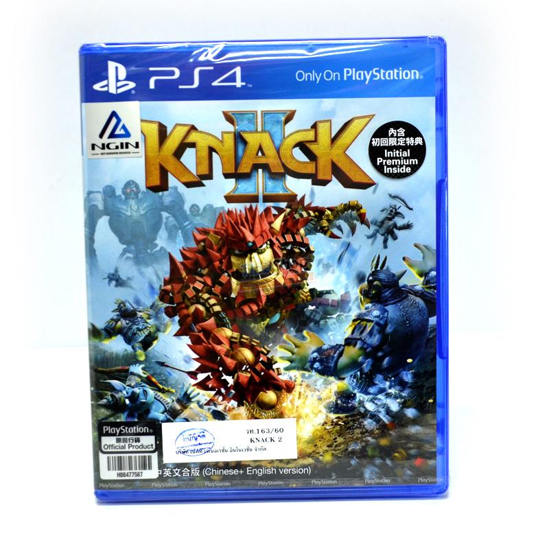 PS4™ Knack 2 Zone 3 Asia, English ราคา