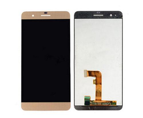 ราคาหน้าจอชุด+ทัชสกรีน Huawei Honor6 PLUS สีทอง แถมฟรีไขควง ชุดแกะเครื่อง อย่างดี