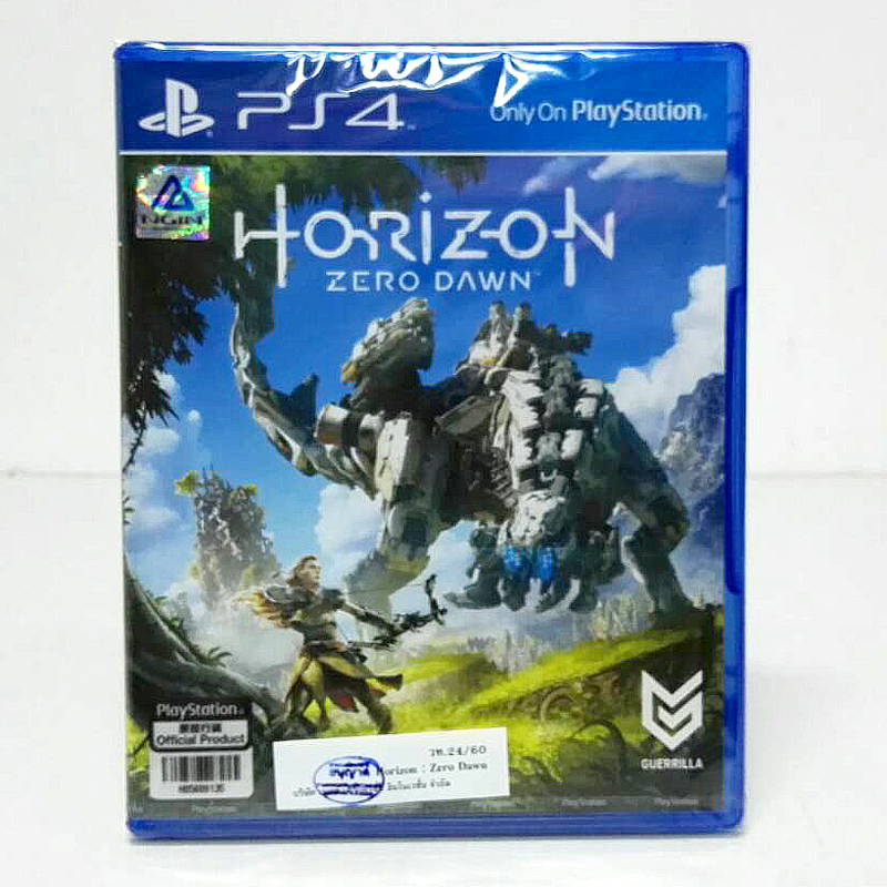PS4™ Horizon Zero Dawn™ Zone 3 Asia / English @ 1890.- ฟรี PSN Thai 300.-*Promotion Price*