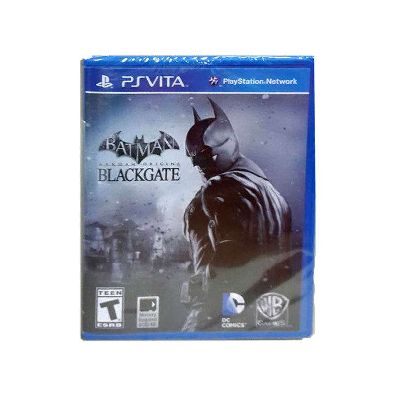 (UPD0516) PS Vita™ Batman: Arkham Origins Blackgate Zone 1 US / English