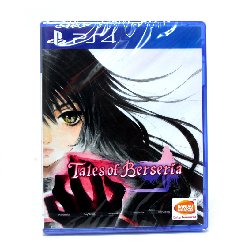 PS4™ Tales of Berseria Zone 3 Asia/ English ** ส่งฟรี**