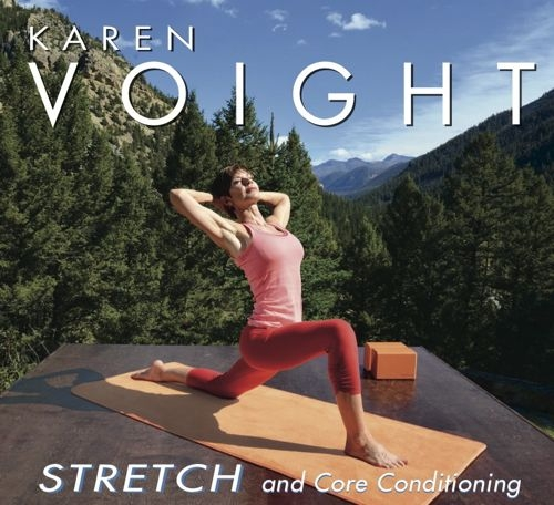 Stretch and Core Conditioning with Karen Voight