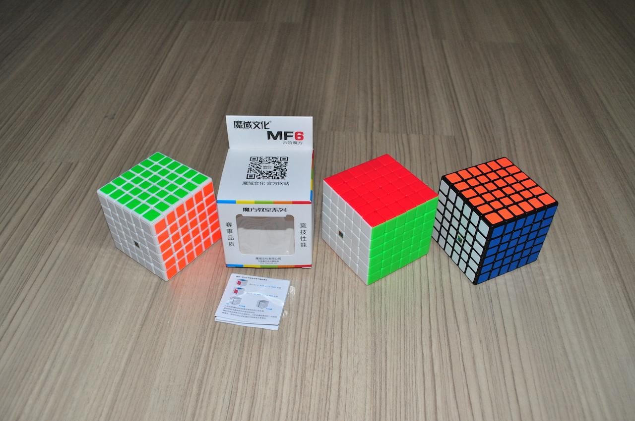 MoFang JiaoShi MF6 6x6