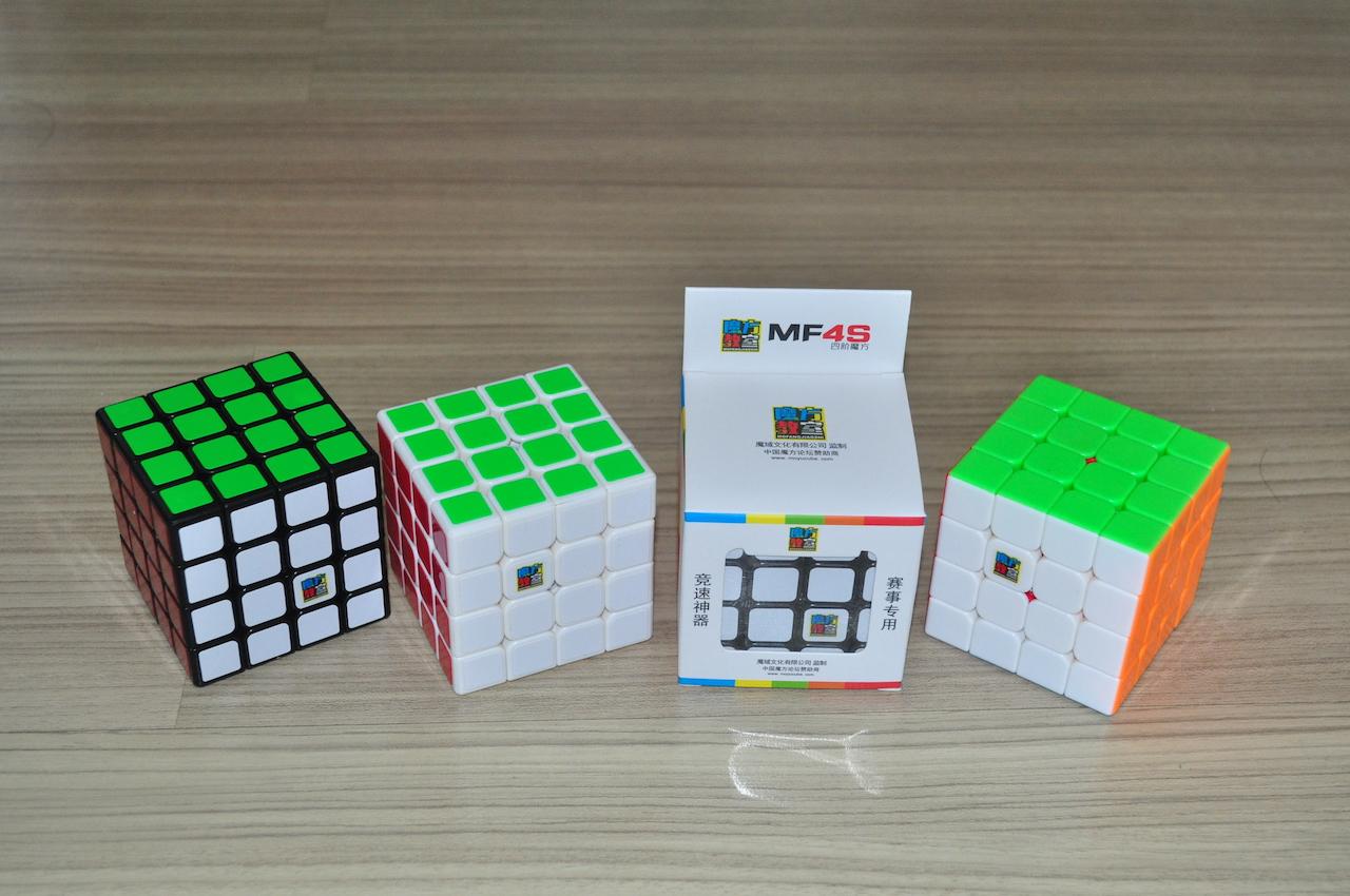 MoFang JiaoShi MF4S 4x4x4