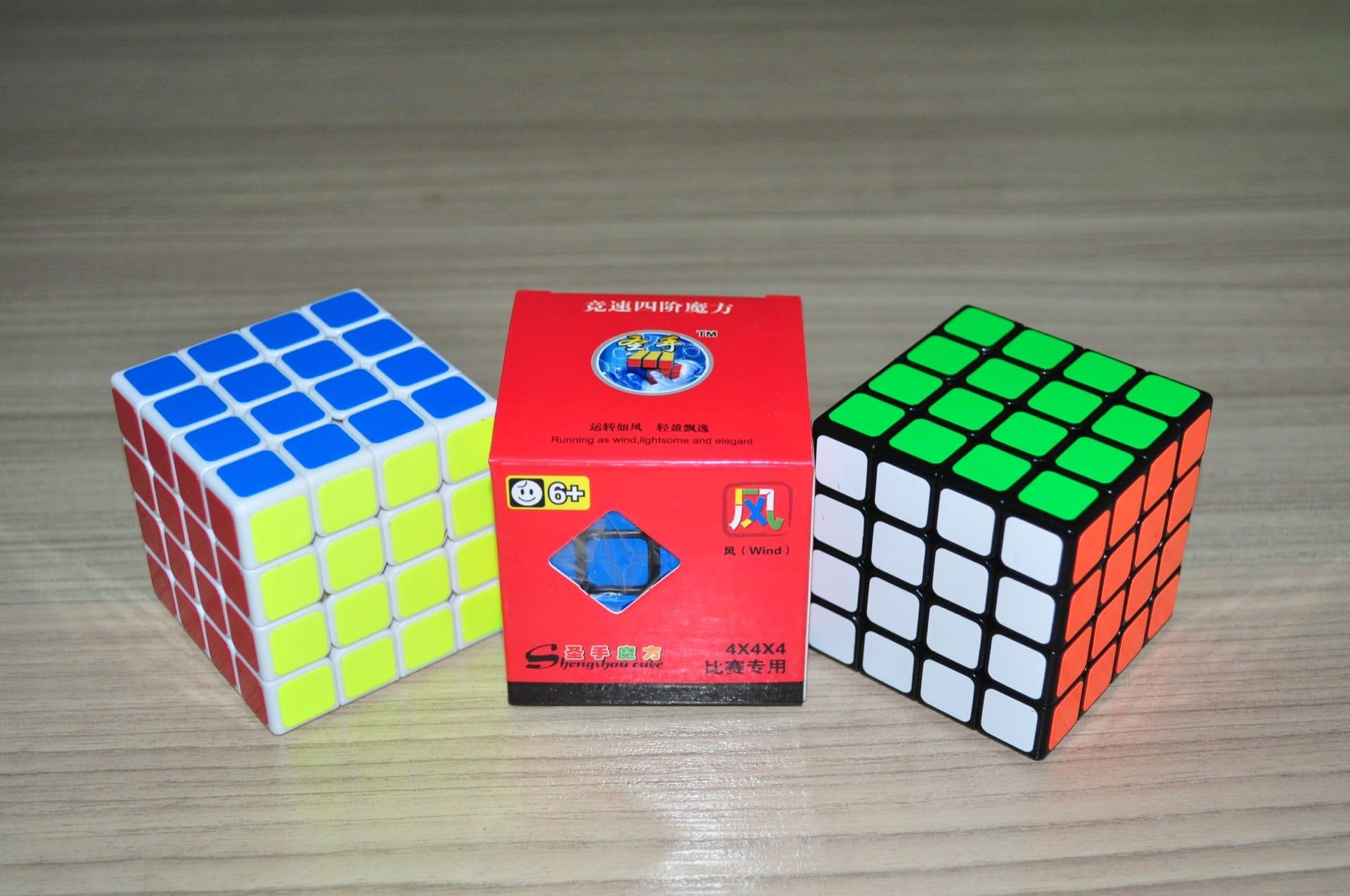 ShengShou Wind 4x4x4